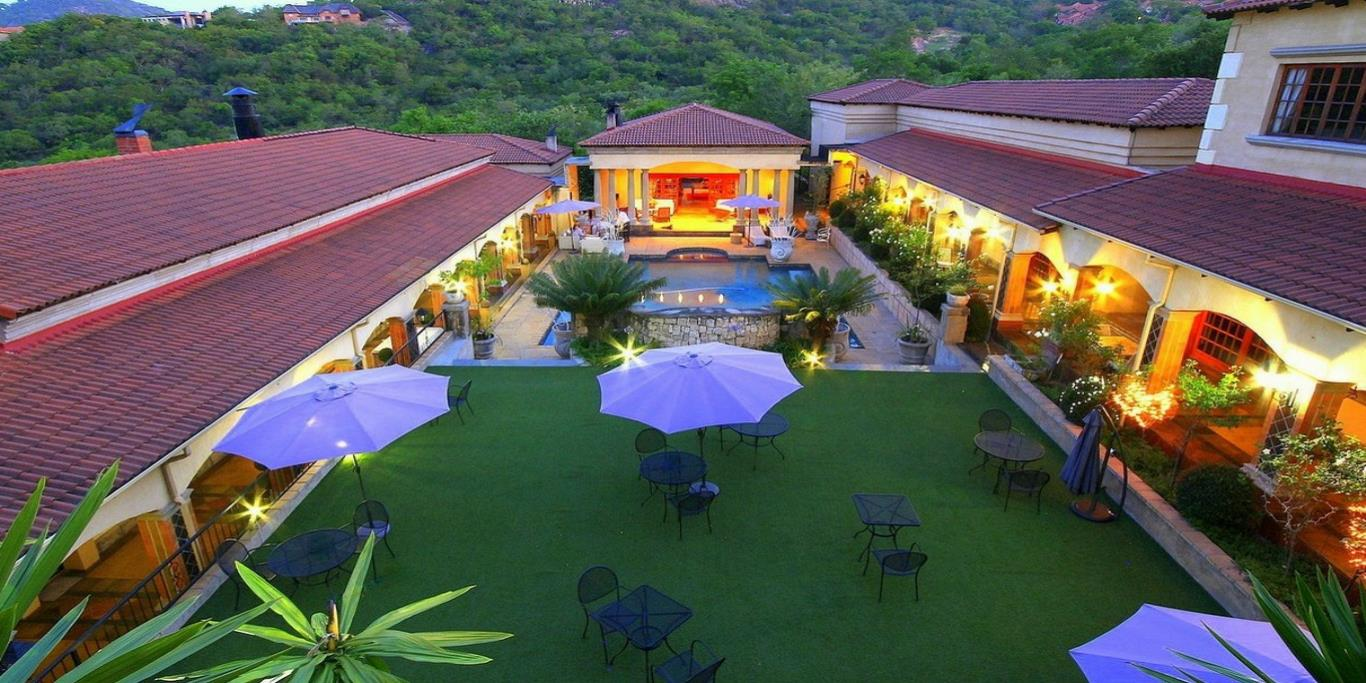 La Villa Vita Guest House Boutique Hotel Nelspruit Home